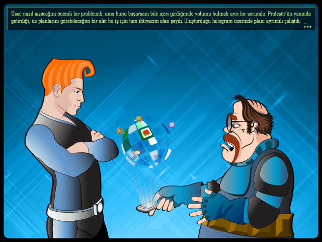 iSpace Kurumsal Eğitsel Oyun Animasyon 9