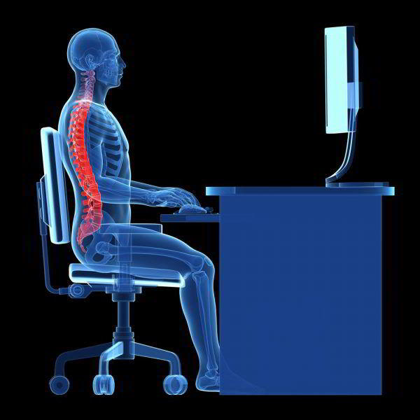 , Bilgisayar Kullanımı ile İlgili Sağlık Sorunları