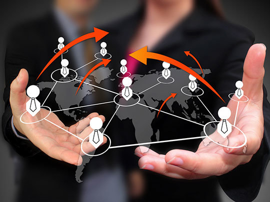 , Başarılı İşletmelerde Hiyerarşik Örgüt Yapısı Ve Kurumsal Sosyal Ağ Çalışma Uygulamaları (1)